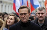 EEUU sanciona a Rusia por el envenenamiento de Navalni