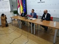 Espinosa, Martínez Arroyo y Sáez