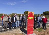 Abierta la vía Los Cortijos-Los Yébenes tras 630.000 euros