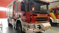 Dos intoxicados por humo en incendio de una cocina en Seseña