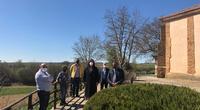 Diputación mejorará entornos en Santa Cruz de Boedo