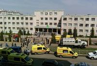Un tiroteo en una escuela rusa deja 8 muertos, 7 de ellos ni