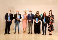 Entrega de los Premios Nova del Deporte de Castilla y León 2021