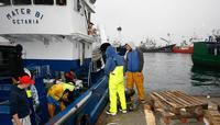 Francia e Inglaterra envían militares al canal de la Mancha