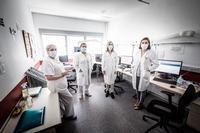 El engranaje perfecto de Medicina Interna en Soria