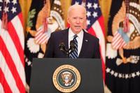Biden recula y elevará la cuota de refugiados en mayo