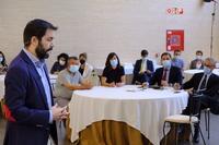 Encuentro empresarial con Juan Ramón Rallo en Segovia organizado por la Fundación Caja Rural