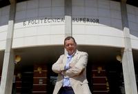 El catedrático José Miguel Puerta Callejón.