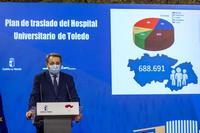 «La apertura abrupta del nuevo hospital dañaría al paciente»