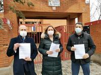 Cs lleva «apagón educativo» en Toledo al Defensor del Pueblo