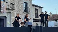 Magnífico teatro de improvisación en Arévalo