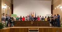 La firma de los contratos de los nuevos proyectos tuvo lugar en Molina de Aragón.