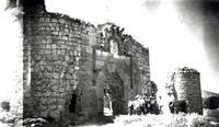 Castillos de San Silvestre y de Ventas con Peña Aguilera
