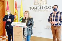 500.000 euros más para la reactivación social y el empleo