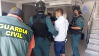 Operación Olmopa contra la banda del BMW