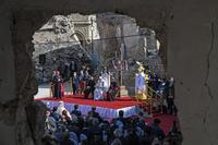 Irak mantiene que la visita del papa fue
