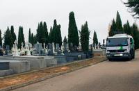 Bajas, estrés y meses sin librar dejan al cementerio de Aran