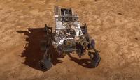 El Perseverance extrae oxígeno del aire ambiental de Marte