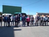 Arranca en Ávila el Bono Rural de Transporte Gratuito
