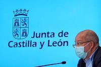 """Francisco Igea: """"Queda poco, pero esto no está acabado"""