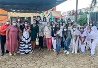 Jornada festiva en la Residencia El Pinar de Almodóvar