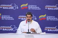Maduro acusa a Guaidó de querer negociar porque está