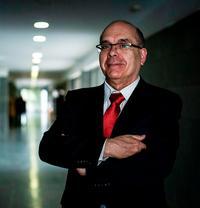 José Manuel Juiz, nuevo académico de la Academia de Medicina de Castilla-La Mancha.