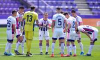 Imágenes del Real Valladolid-Betis