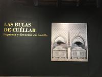 Bulas de Cuellar en el Museo Provincial de Segovia