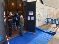 El pabellón ferial de Villarrobledo ofrece total garantía