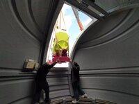 AstroHita finaliza la instalación del telescopio en Almería