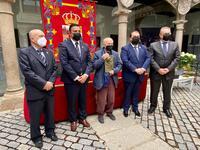 Antonio López inaugura el Premio de Diputación de las Artes