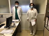 El hospital vigilará a los pacientes de Covid tras su alta