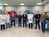 La Junta destaca a Plastic Omnium como generador de empleo