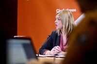 Cs propondrá en las Cortes modificar la norma sobre indultos