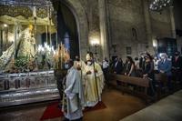 Misa en la Catedral por la festividad de la Virgen del Prado
