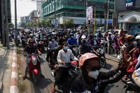 La represión militar en Birmania deja ya 54 muertos