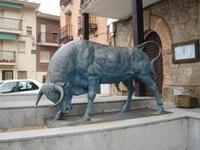 El Ayuntamiento de Almoguera donará a La Palma lo recaudado en el encierro por el campo.