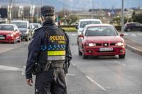 7 detenidos en Logroño por delitos contra la seguridad vial