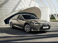 Lexus actualiza su gama ES 300h