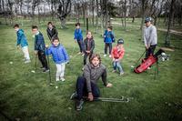 La cantera del golf en Soria, en busca del hoyo perfecto