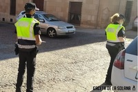Imputado por conducir sin carné en La Solana