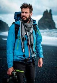 El fotoperiodista albacetense Raúl Moreno, ganador del 'Sánchez de la Rosa 2020'.