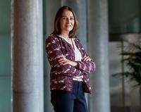 Beatriz Herranz Casas, Directora General de Telefónica para Castilla y León, Madrid y Castilla-La Mancha