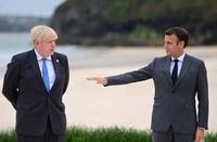 Macron insta a Reino Unido a respetar acuerdo del Brexit