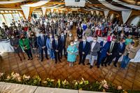 LA Infanta Elena de Borbón entrega los premios Afammer