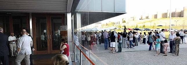 Instalaciones del Centro de Congresos y Exposiciones Lienzo Norte. David Castro