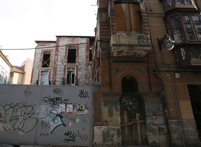 Chalé de la calle Zúñiga, más conocido como Villa Julia.