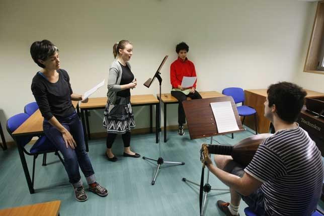 Curso sobre Música Antigua organizado por la UCAV.