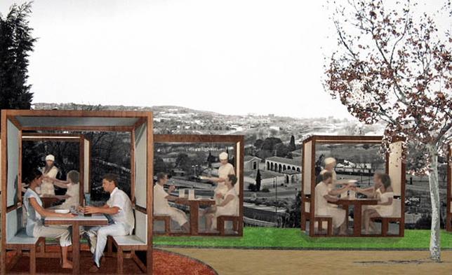 La Renovada Terraza De Recaredo Abrirá Sus Puertas A Lo